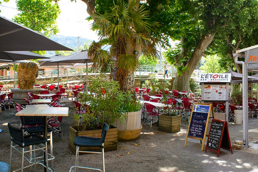 Bar - Brasserie Buis-les-Baronnies